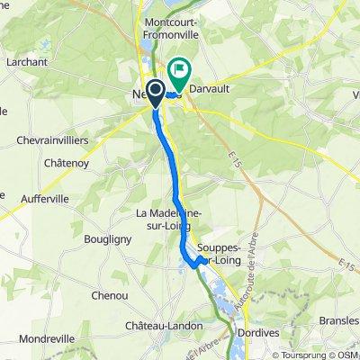 Saint-Pierre-lès-Nemours Cycling