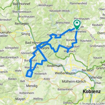 Westerwald-Eifel-Rundfahrt