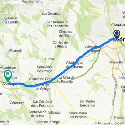 Camino 2021 Etapa 7