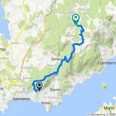 R8 ruta Bordóns