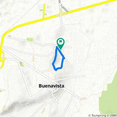 De Corregidora 6, Buenavista a Corregidora 6, Buenavista
