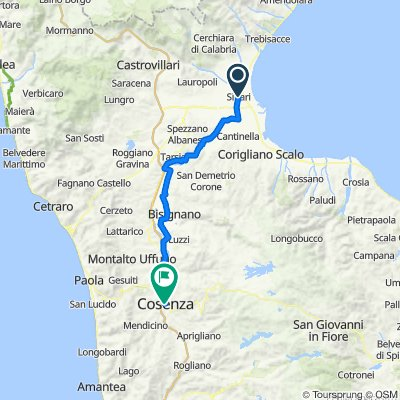 C2R for Italy: Friday 7 August