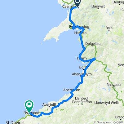 2 Bikes 2 Countries: Bike Touring Part 1