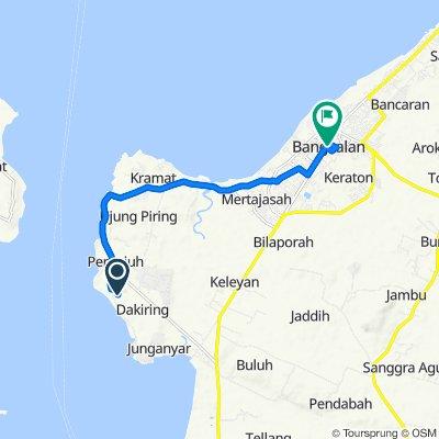 Buluh, Socah to Demangan Barat, Bangkalan