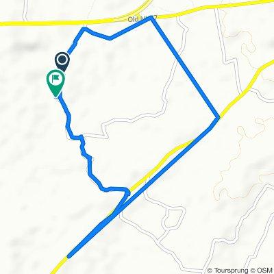 Unnamed Road, Padaiveedu to Unnamed Road, Padaiveedu