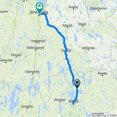Växjo-Jönköping