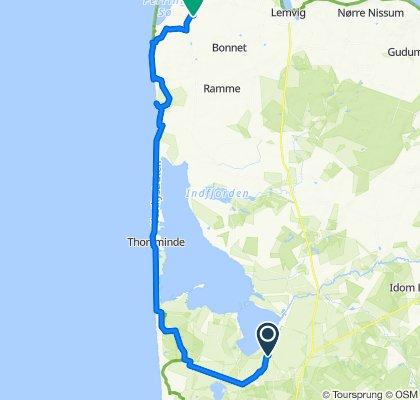 8 etape  46 km