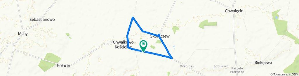 Trasa Skoraczew