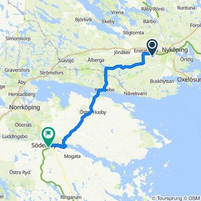 Unnamed Road to Storängsgatan 13
