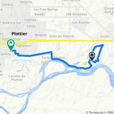 De Las Dalias a Santa Cruz 347