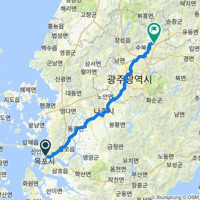 Yeongsangang Bicycle Path