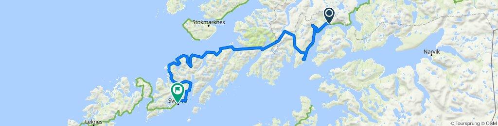 Kongsvika-Svolvær d6