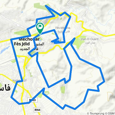 Critérium historique de Fez