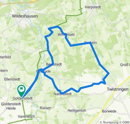 RTF Goldenstedt 2020 47km