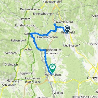 Radreise Südburgenland 15.-19.06.2020