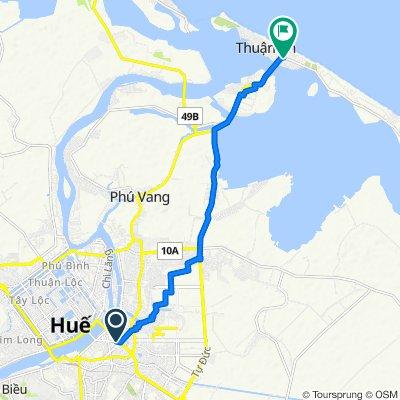 THUAN AN BEACH HUE VIETNAM