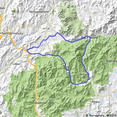 Littleton Mt Washington loop return