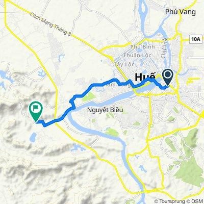 Huyen Khong Son Thuong Pagoda Hue