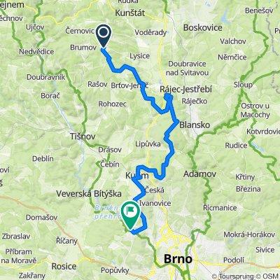Bedřichov - Bystrc