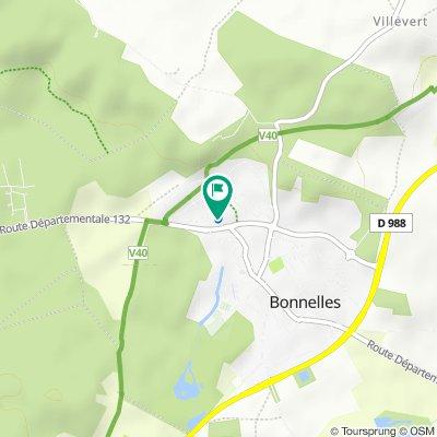Easy ride in Bonnelles