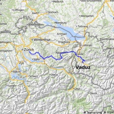 Maur-Nenzing (Oesterreich)