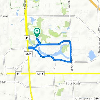 3581 Greenview Ct SE, Grand Rapids to 3575 Greenview Ct SE, Grand Rapids
