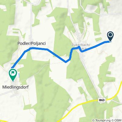 Marktweg nach L373 35, Großpetersdorf