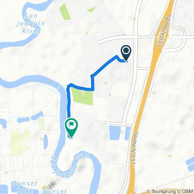300–362 Victorian Trail, Lathrop to Inland Passage Way, Lathrop