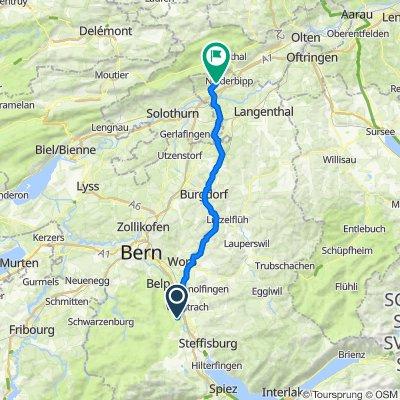Kirchdorf - Oberbipp