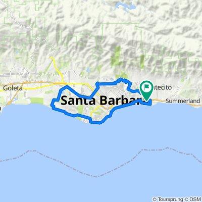 Santa Barbara Short
