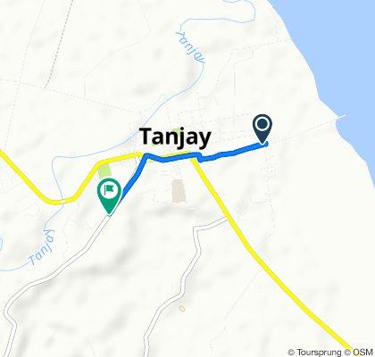 Nono Limbaga Drive, Tanjay City to Tanjay - Pamplona - Sta.Catalina Road, Tanjay City