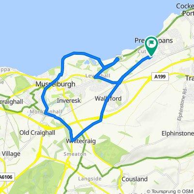 22 Mallard Walk, Prestonpans to 22 Mallard Walk, Prestonpans