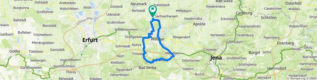 Radtour Hh-Mellingen-Hetschb-Ulla-Hh