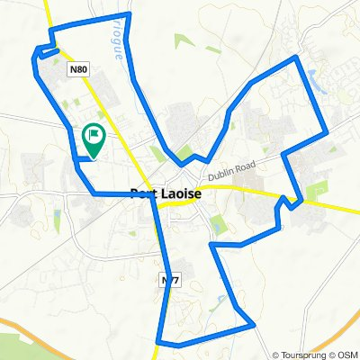 jamie route 4