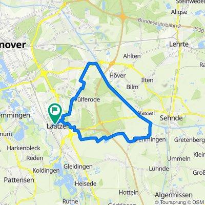 Laatzen - Mittellandkanal