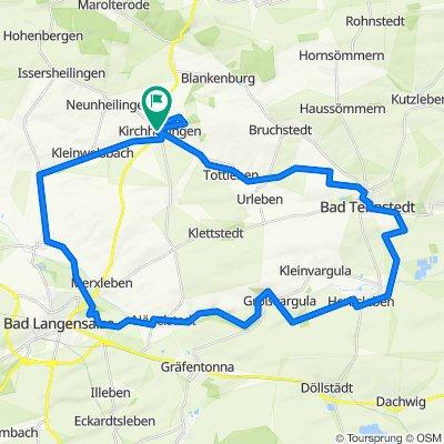 Radweg um Kirchheilingen