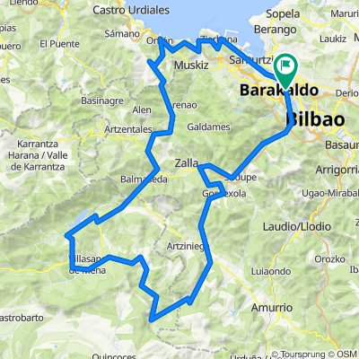 Barakaldo - Villasana