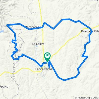 3 Alamedas, El Canal, Tenayuca, Zac. Agua Tinta, Chaneja, El Salitre, El Soyatal, El Basurero, Belén, La Haciendita, El Pueblito, Alto de Villa de Ornelas y Teo
