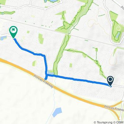 Easy ride in Pakenham