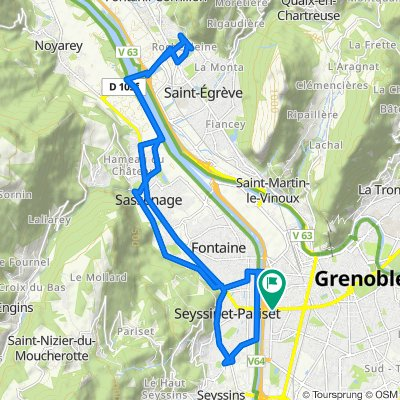 Route Eins
