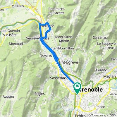 Route Drei