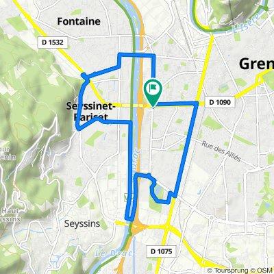 Route Vier