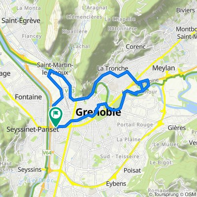 Route Fünf