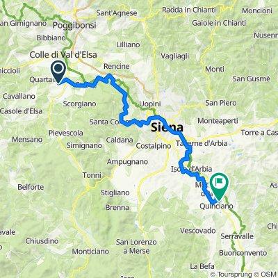 ViaFrancigena-TP1 -Mensanello-LucignanoArbia
