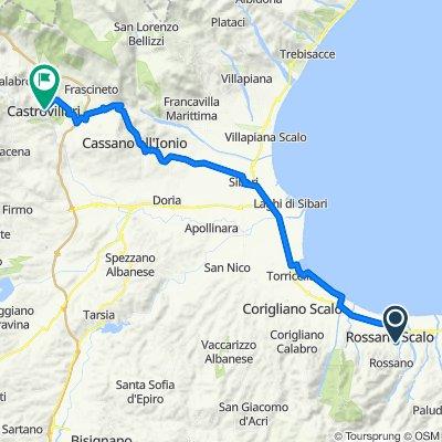 C2R for Italy: Thursday 3 September