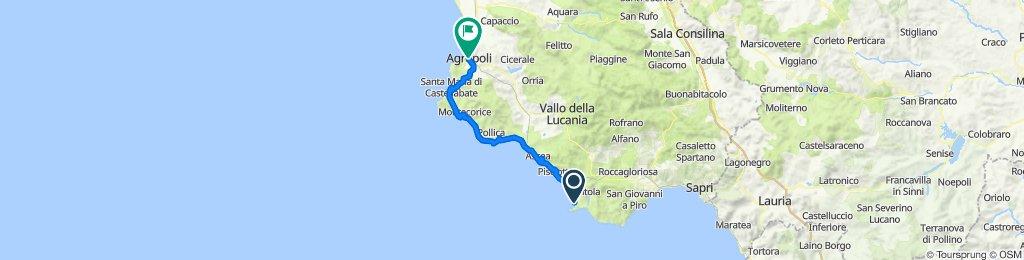 C2R for Italy: Sunday 6 September