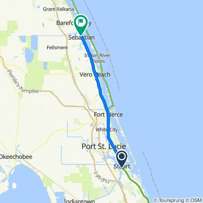 Restful route in Sebastian