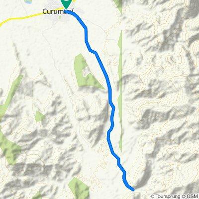 Curumani- Vía el tigre