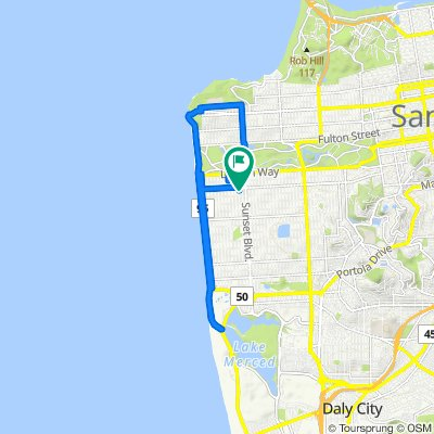 Route 1 Loop