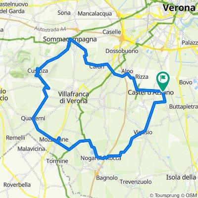 Via Cesari 48/A, Di Via Cesari to Via Cesari 50, Di Via Cesari